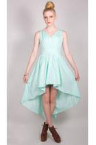 aquamarine La Petite Marmoset dress