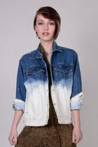 blue La Petite Marmoset jacket