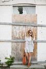 Camel-booties-steve-madden-boots-heather-gray-t-shirt-aritzia-dress