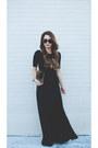 Black-maxi-asos-skirt-black-knit-club-monaco-sweater