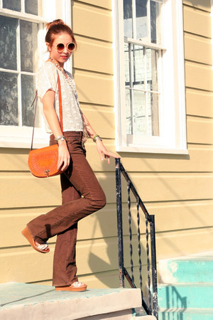 Brown Corduroy Pants - How to Wear and Where to Buy | Chictopia