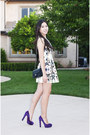 White-finders-keepers-dress-black-mini-chanel-purse