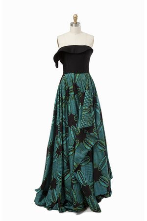 maxi dress Korto Momolu dress