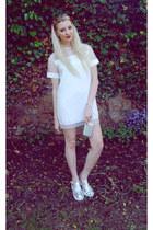 Fashion Union dress - new look bag - spylovebuy sandals