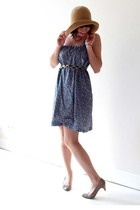 Circa Vintage hat - Episode dress - Zipper shoes