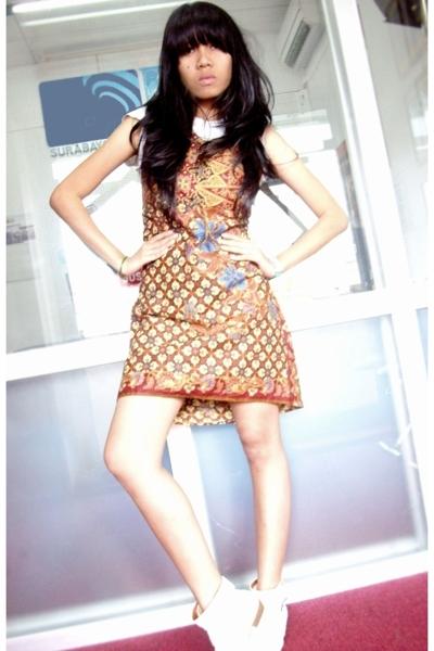 MIROTA BATIK dress - boots