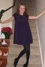Deep-purple-forever21-dress-black-target-tights-black-patent-rackroomshoes-f