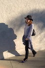 J-brand-jeans-brixton-fedora-hat-chanel-bag-saint-james-t-shirt
