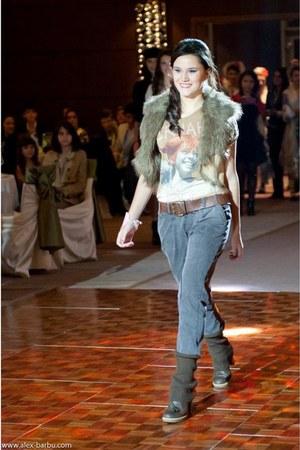 BSB pants - Benvenuti boots - Zara t-shirt