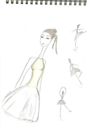 balarina girl