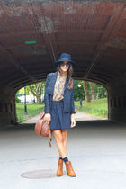 black Ports 1961 jacket - beige rachel rachel roy top - brown Urban Outfitters b
