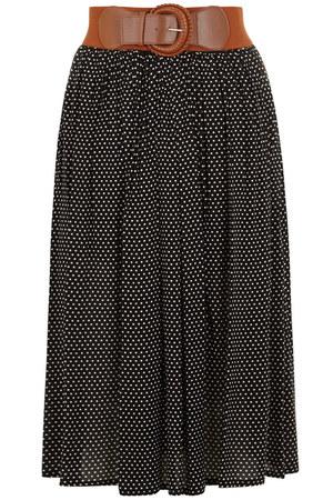 unknown skirt - unknown belt