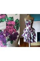 bubble gum hotshiznik vintage dress