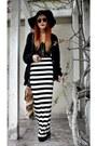 Black-dag-dress-black-forever-21-hat-black-vintage-sweater-black-modekunge