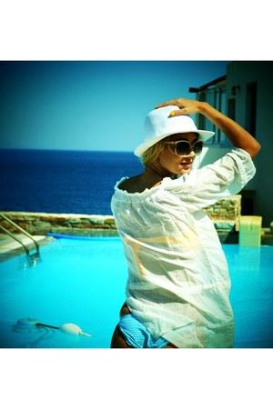 hat - swimwear - swimwear - romper