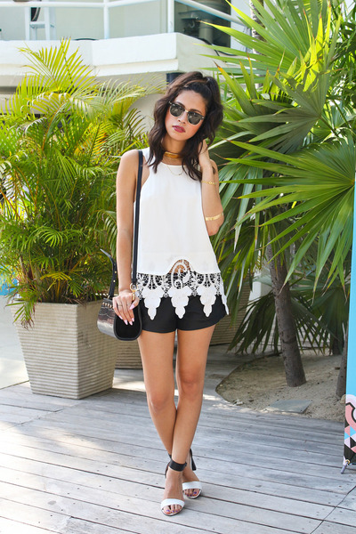 white stylestalker top