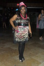Black-inc-dress-yellow-evans-london-shoes-black-ashley-stewart-belt-black-