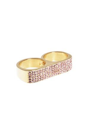 gold Erica Aneberg accessories