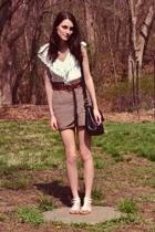 f21 shirt - f21 skirt