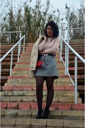 light pink Shana sweater