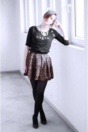 black Mergpl heels