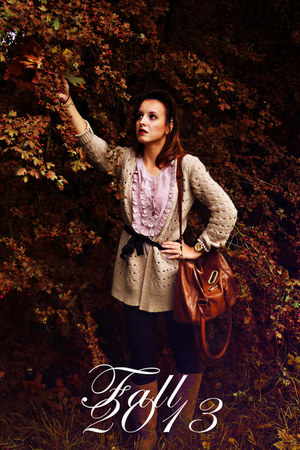 Marks&Spencers blouse - Bata boots - Atmosphere bag