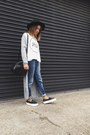 Shoes-levis-jeans-h-m-hat-zara-bag-zara-top-primark-cardigan