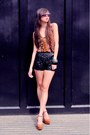 Black-sequins-forever-21-shorts-black-black-forever-21-sunglasses-carrot-ora