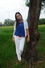 Only-blouse-vintage-white-redgirl-pants-fashion-red-belt