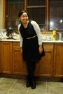 White-joe-fresh-style-top-black-landmark-dress-yellow-joe-fresh-style-belt-