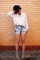 tony bianco boots - Mink Pink shorts