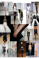 Legging Inspiration Wall