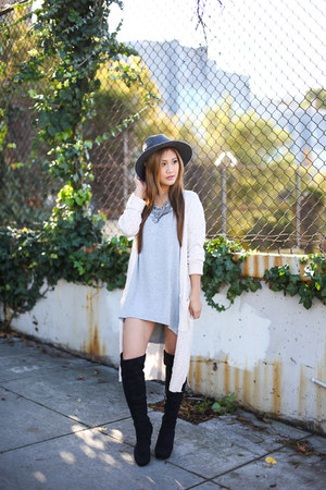 Rolla Coaster Clothing dress - fedora Urban Outfitters hat