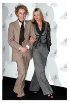 Kate Moss::Chic Suit