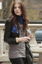 gossip girl:: I have to have a moto jacket!