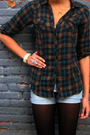 Blue-derek-heart-shirt-white-victorias-secret-shirt-blue-one-star-shorts-b