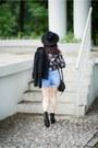 Black-ankle-boots-stradivarius-boots-black-fedora-h-m-divided-hat