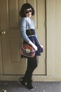 Heather-gray-color-block-old-navy-sweater