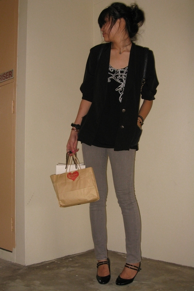 blazer - jeans - - Mphosis shoes