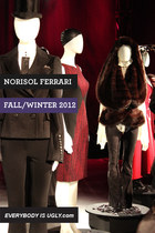 NORISOL FERRARI FALL/WINTER 2012