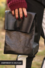 black bag