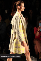 Timo Weiland Spring/Summer 2013 Goes Military with the Sweetest Color Combos