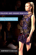 FALGUNI AND SHANE PEACOCK FALL/WINTER 2012