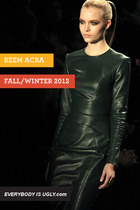 REEM ACRA FALL/WINTER 2012
