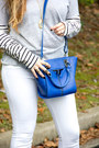 White-white-kensie-jeans-silver-striped-twelfth-towne-sweater