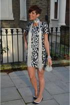 H&M dress - Pollini flats