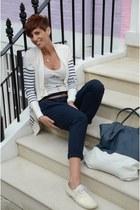Guess sweater - marsell shoes - calvin klein bag - Zara pants