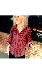 vintage shirt - Cheap Monday jeans