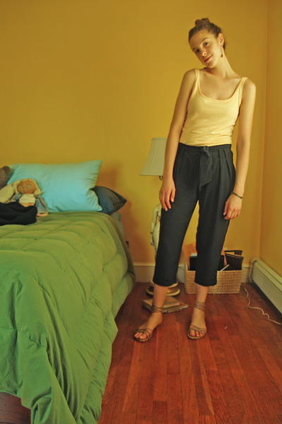 top - Express pants - Colin Stuart shoes