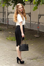 Black-chanel-bag-white-h-m-trend-blouse-black-zara-skirt